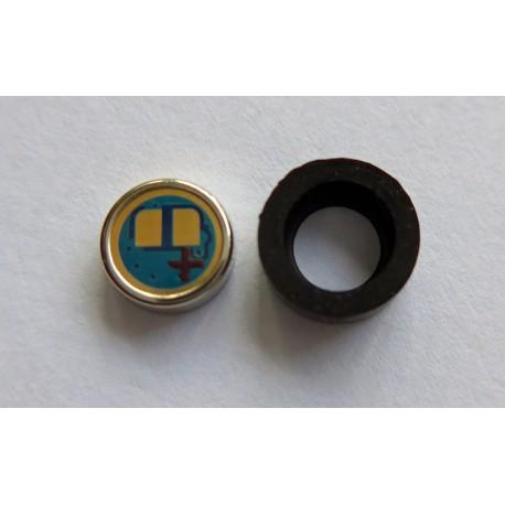 Primo 6 mm Rubber Holder with EM258N