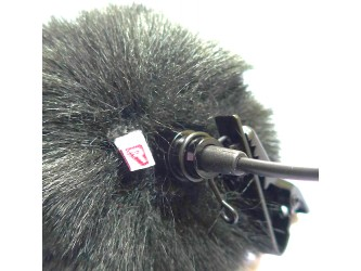 Rycote Windjammer for Clippy Mic (single)