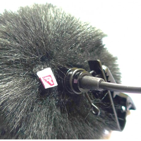 Rycote Windjammer and Spare Clip: Type B