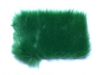 Rycote DIY Kit with Green Fur, Lining & Velcro