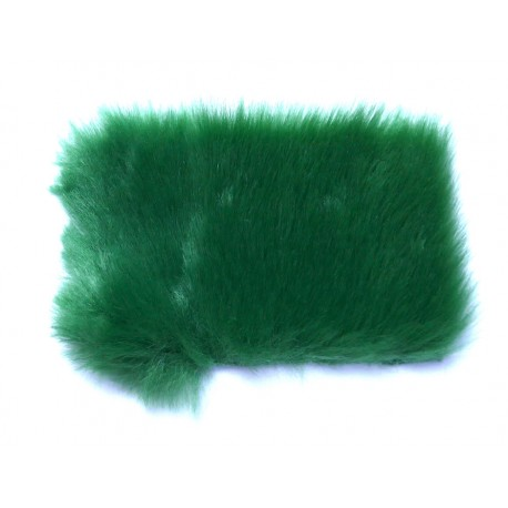 Rycote DIY Kit with Green Fur, Lining & Velcro