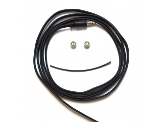 DIY Stereo Microphone Kit of Parts with Primo EM272 capsules