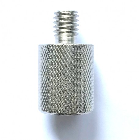 """5/8""""F to 3/8""""M Microphone Thread Adapter"""