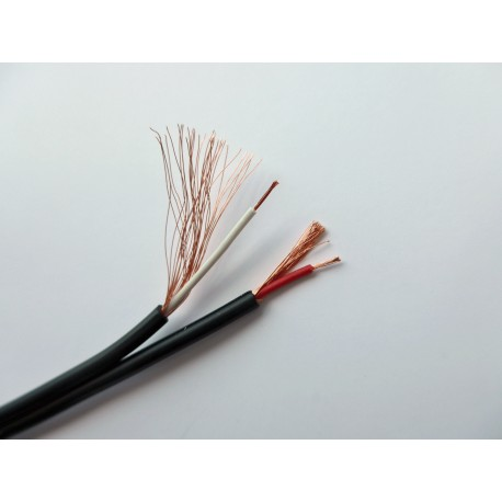 Figure of 8 Shielded Cable, per metre