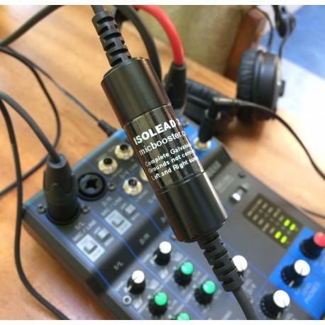 Isolead Audio Isolation Lead