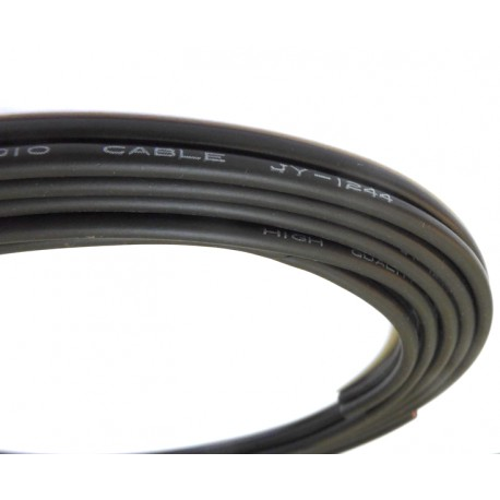 Pre- cut 1.5 m Figure of 8 Screened Cable