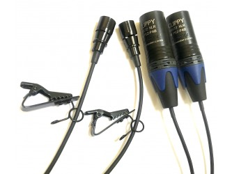 Clippy XLR EM272, Matched Stereo Pair